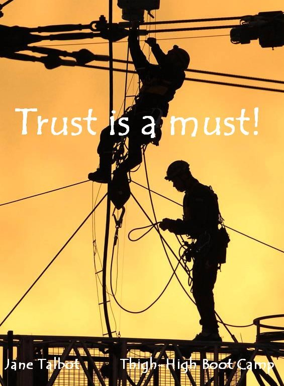 Trust is a must 2